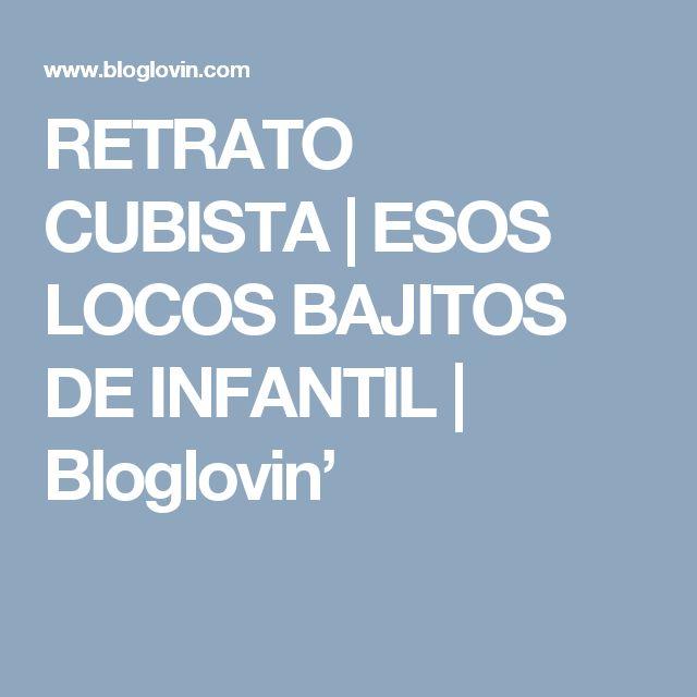 RETRATO CUBISTA   ESOS LOCOS BAJITOS DE INFANTIL   Bloglovin'