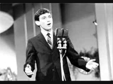 Youtube Gene Pitney Oldies Music Singer
