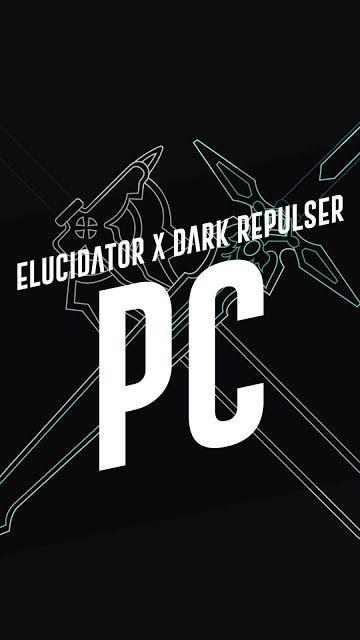 PC Elucidator X Dark Repulser Anime Wallpaper Download Downloads Desktop Wallpapers