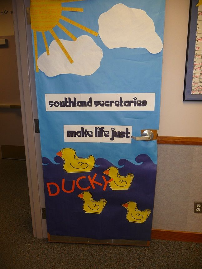 Classroom Decoration Ideas For Teachers Day ~ Teacher appreciation door ideas a collection of kids and