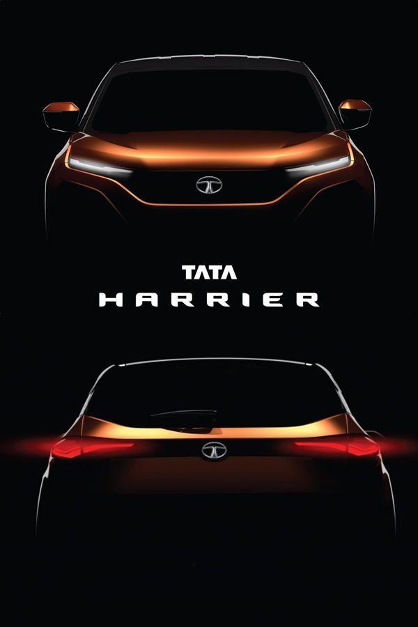 Tata Harrier Suv Images Price Design Autopromag India Harrier Tata Suv