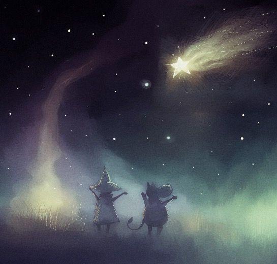 Comet ☆︎.。.:*・゚