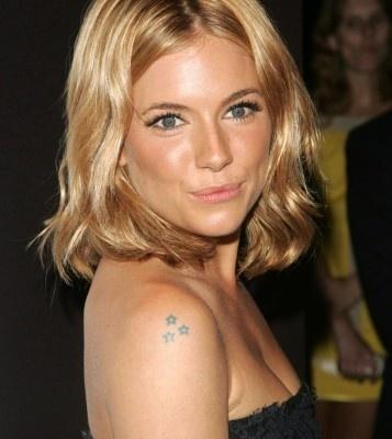 Sienna Miller - Tattoos.net