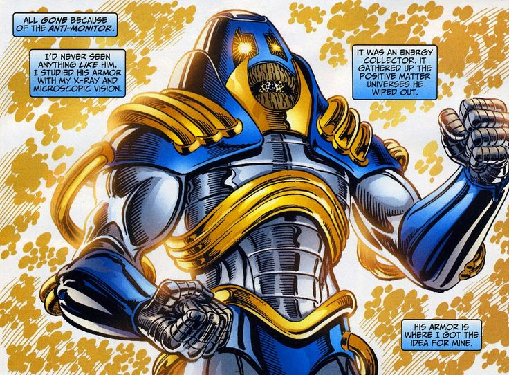 The Anti Monitor