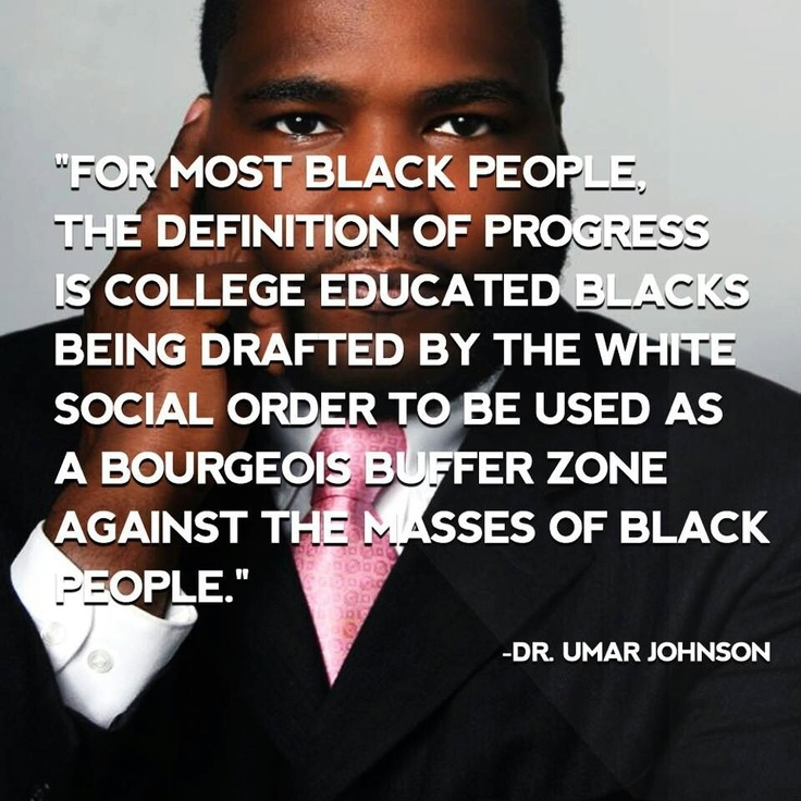 Dr Umar Johnson Is Unapologetically African. I Love