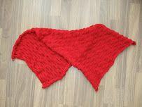szal / shawl / druty / knitting / Druciki Dory