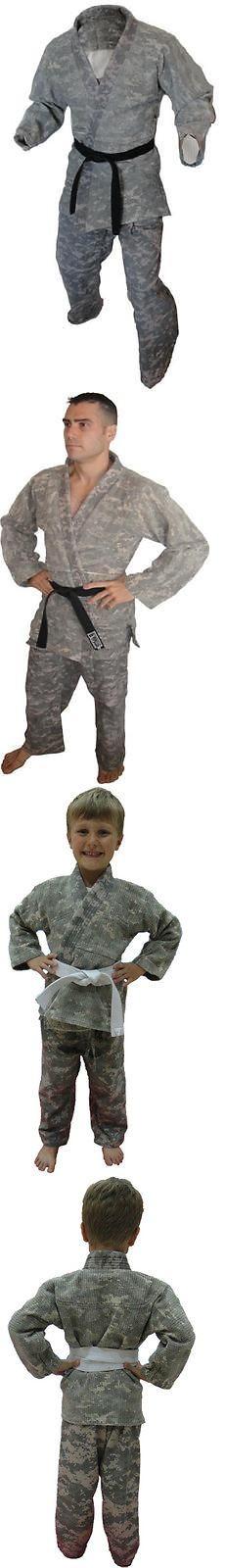 Uniforms and Gis 179774: New Army Camo Bjj Gi, Acu, Judo, Jiu Jitsu Kimono -> BUY IT NOW ONLY: $59.99 on eBay!