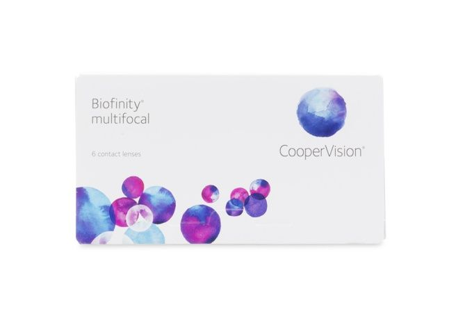 Biofinity Multifocal 6pk contact lenses delivered right to your door. The best prices for contact lenses guaranteed at clearly.ca!