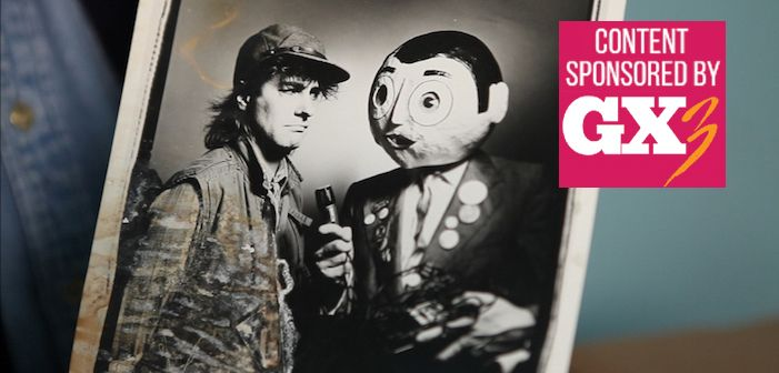 Chris Sievey is the most creative pop star you've never heard of. Not only did he write music, but he wrote video games that he released WITH his music!