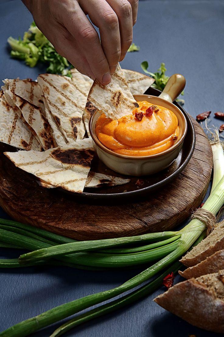 St[v]ory z kuchyne | Cheddar Sauce