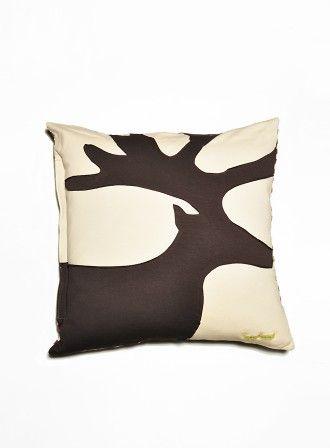 "Pillow ""Reindeer"" | HEEL home COLLECTION : HEEL Athens Lab"