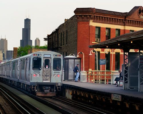 Underground #Chicago. See the layers of our city.