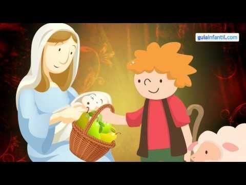 A las 12 de la noche, villancico de Navidad - YouTube