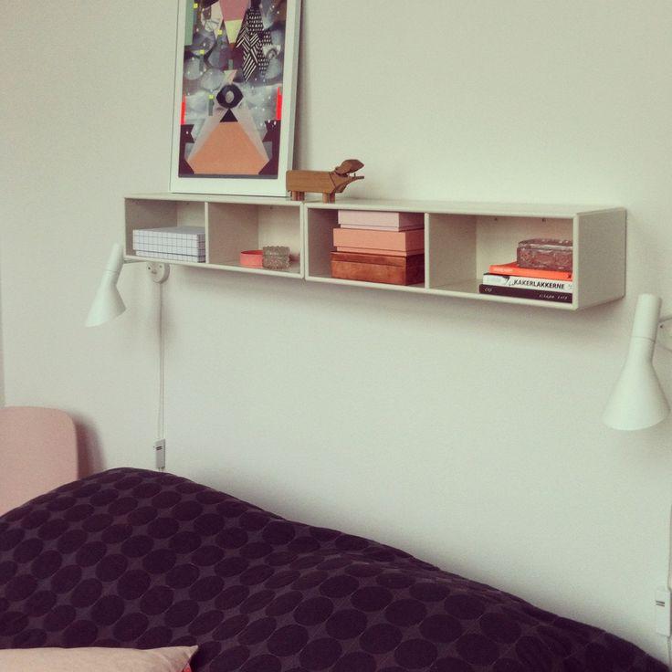 interior sleeping room