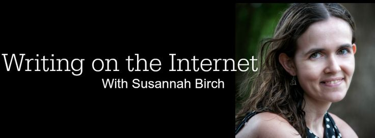 Writing on the Internet with Susannah