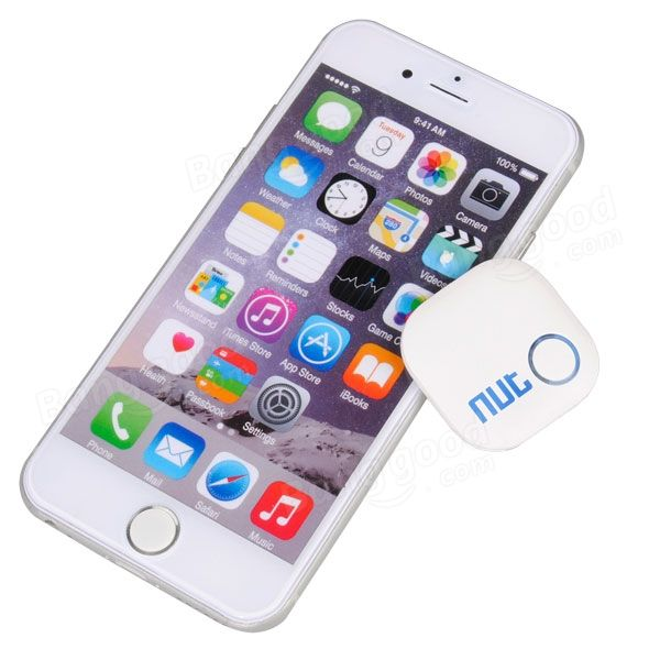 USA Direct | Nut 2 Intelligent Bluetooth Anti-lost Tracking Tag Alarm Patch