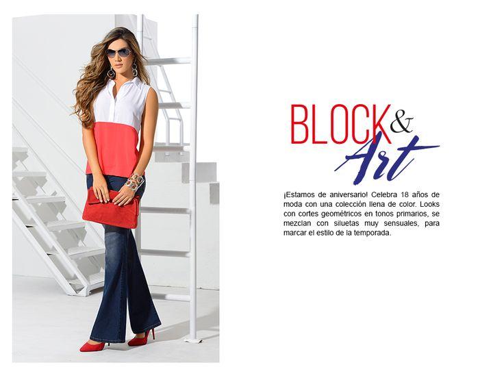 Inspiración #BlockArt