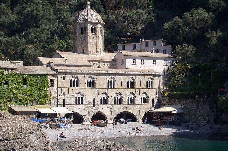 Abbazia di San Fruttuoso, Liguria