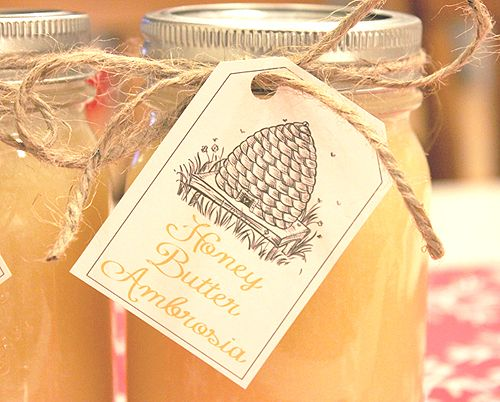 honing boter ambrosia