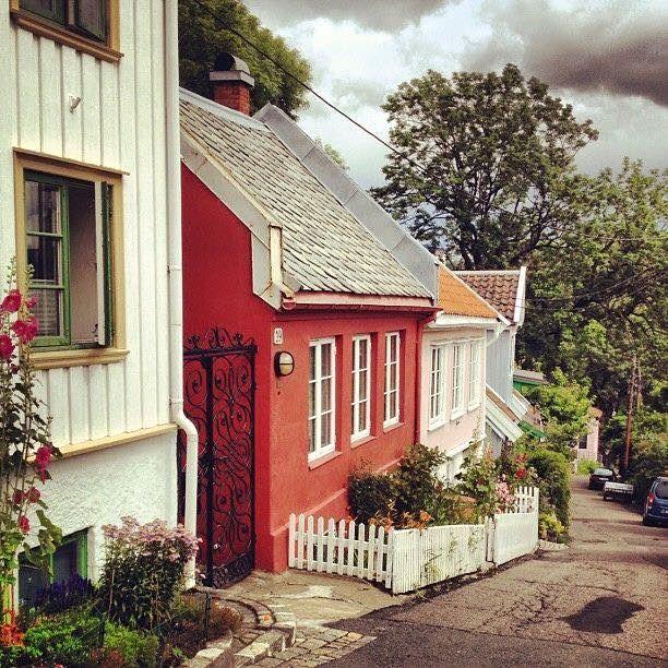 Oslo,Norway  beautiful house!