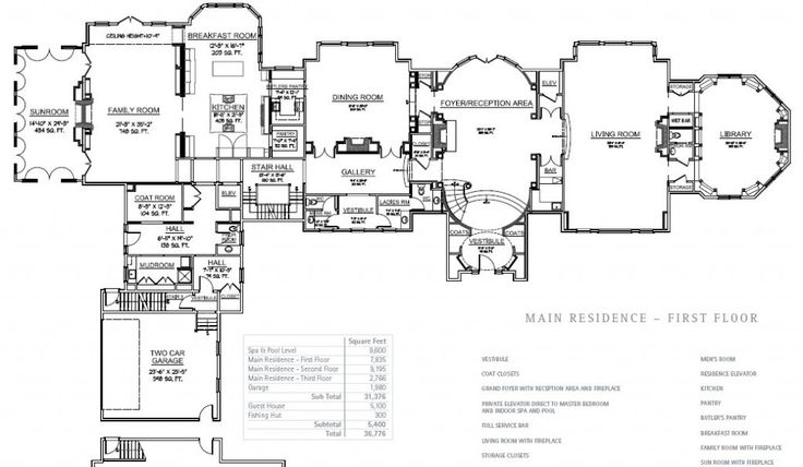 Home store subscribe about advertise contact hotr Mega mansion floor plans