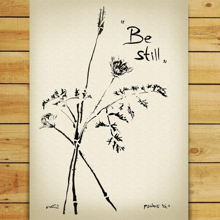 Be Still - Psalms 46:11    SIZE: A3    ♥ This is an ORIGINAL ART - painted, and signed by Iris Gat.    ♥ This print art perfect to:  Unique gift for special friend, Great for relax and nature environment home-design: living room, bedroom, hall, lobby, children room etc.. , spacial greeting card, Framed for office wall or on table.    ♥ The download high resolution size is:  A3 = 11.8x16.5 Inches = (30x42 cm)  Format: JPG  Resolution: 300 DPI    ♥ If you need different sizes, please contact me.      ♥ This listing does not include printed products, only digital file. No refund.    ♥ After purchasing the payment, an e-mail will be send to you with a link to download your High Resolution file.    ♥ For good print, I recommend using a print shop or office supply store print center, and print it on high quality paper.  Please note that the actual print colors may vary slightly from those you see on your screen.      ======= TERMS OF USE =======  ♥ You may print the file right away as  many copies as you wish for your personal use.    ♥ The file of the art-print may not be  used for any commercial purpose.  You may not resell this item, or share  the digital file with others.  Please, respect the © copyright.  ======= ======= ======= =======      ♥ Please notice:  This listing is only INSTANT DOWNLOAD JPG,  no printed item will be shipped.  Your purchase does not include any frame.    If you have some special required or just need more information, please contact me.    ♥ Follow my art and see what's new:  website: www.irisgat-art.com  G+: Iris Gat  Blogger: Iris Gat - Art Blog  facebook: Iris Gat - Art  Instagram: @Iris Gat  pinterest: Iris Gat - Art      ♥ Thanks for visiting and shopping at Iris Gat - Inspiring Art store.  Come back often. I add new products regularly.    ♥ I hope you enjoy this art and get inspire,    Iris Gat    All rights received to Iris Gat © 2016 | Shop this product here: spreesy.com/irisgat-art/48 | Shop all of our products at http://spreesy.com
