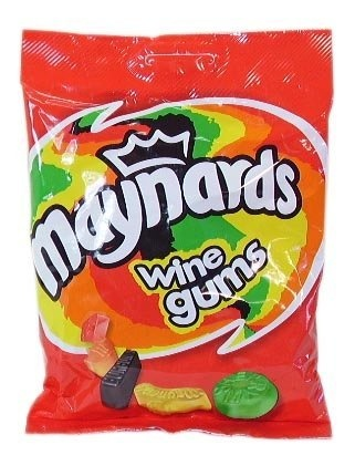 If you intend to be my friend, know that all trips to England must end with you delivering me Maynards Wine Gums. That is non-negotiable.