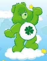 What Care Bear are you? Good Luck Bear
