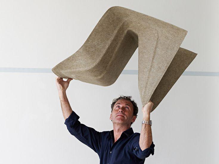 werner aisslinger: hemp chair