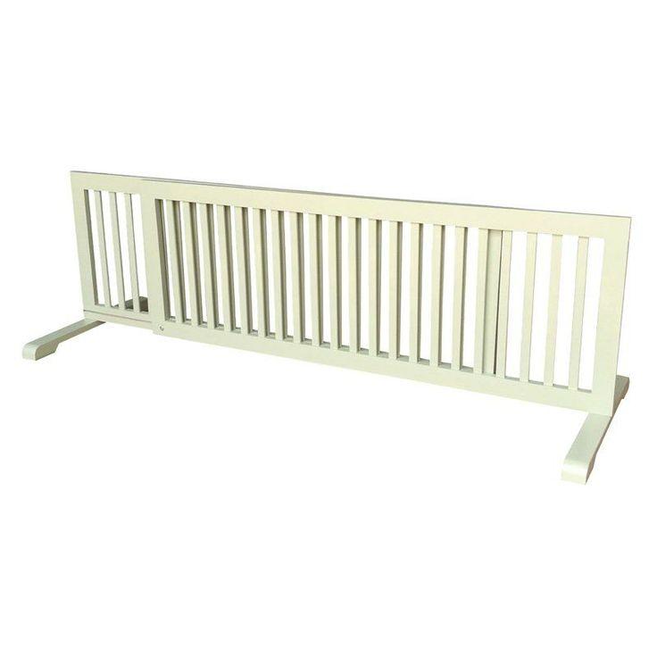 extending stair gate pressure fit