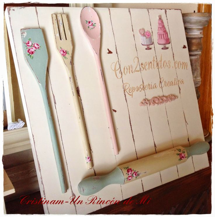 Shabby ,vintage and chalk paint