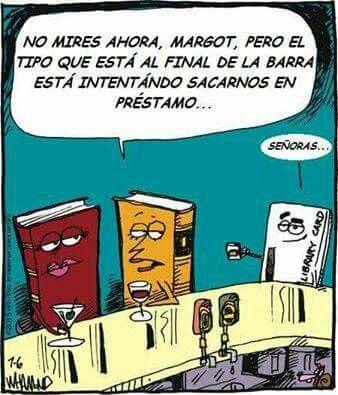 Humor bibliotecari