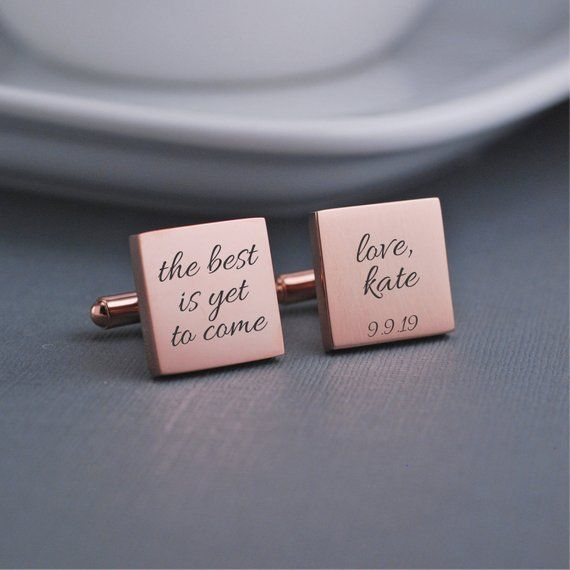 I am always with you Personalized Wedding Cufflinks Cufflinks with photo Memorial cufflinks Cufflinks for groom Cufflinks with text