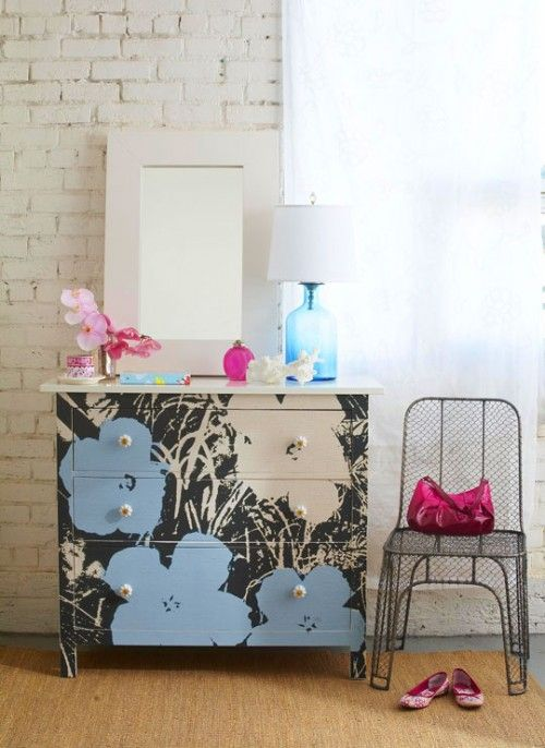 How To Make IKEA HENNES Dresser Cool And Hip | Shelterness