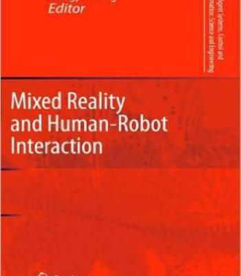 Mixed Reality And Human Robot Interaction Pdf Science Pinterest