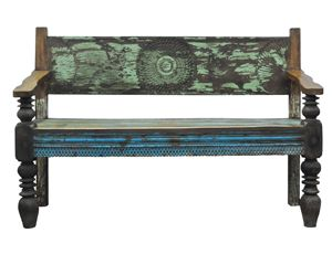 Reclaimed Bench Seat
