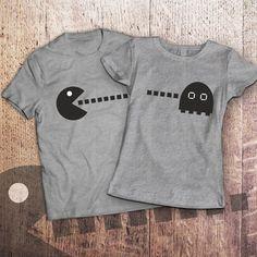 Coincidencia de dos camisetas Quiero comerte por SayYouLoveMeGifts
