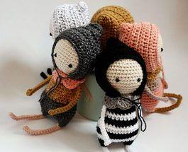 Tutoriel DIY: Tuto crochet pour réaliser des petits lutins via DaWanda.com