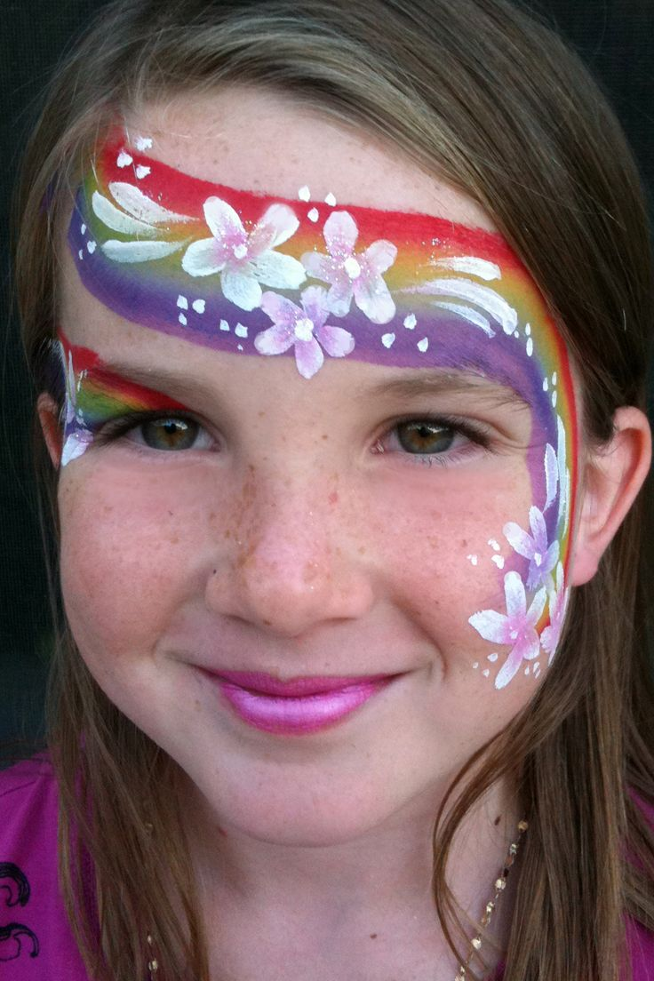 115 best Face Paint- 4th of July Ideas images on Pinterest ...