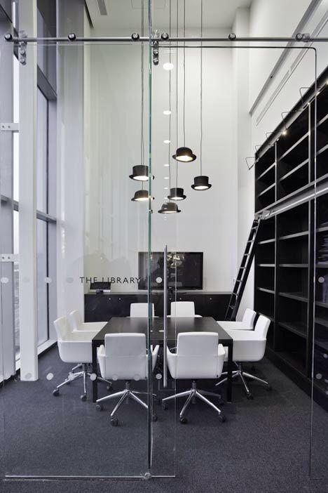 Net-A-Porter Offices In London   Office Design   Design & Lifestyle Blog