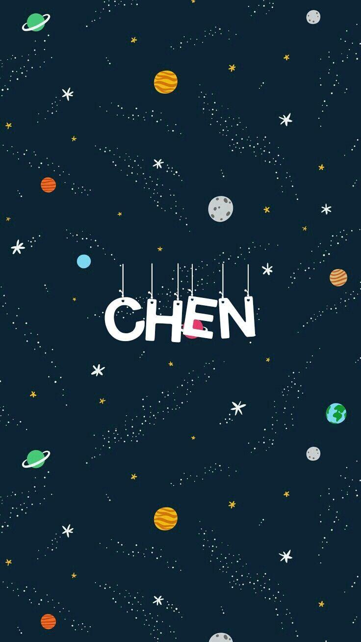 #exo #exowallpaper #wallpaperexo #chen