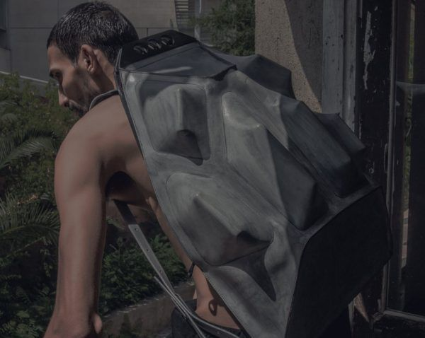 Khourianbeer S/S16 - Lookbook Fashion