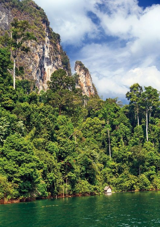 national parks southern thailand
