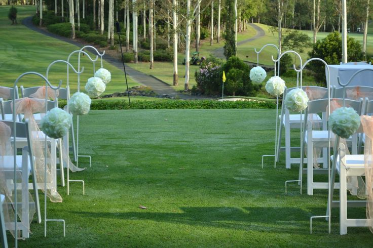 Terrace Lawn ceremony