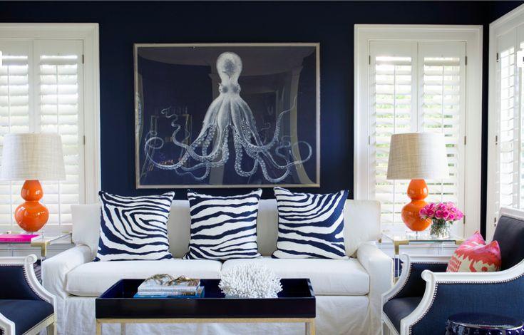 House Tour: Saugatuck Shores - Design Chic
