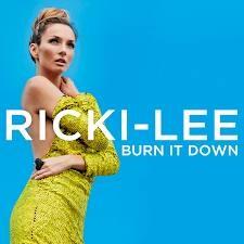 Ricki-Lee Burn It Down cover