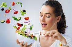 План питания на 21 день: 1 неделя: Клуб похудения *Правильное питание, подсчет калорий и тренировки - мы похудеем 100%!*: Группы - diets.ru