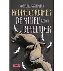 Mysterieus boek over Zuid Afrika.