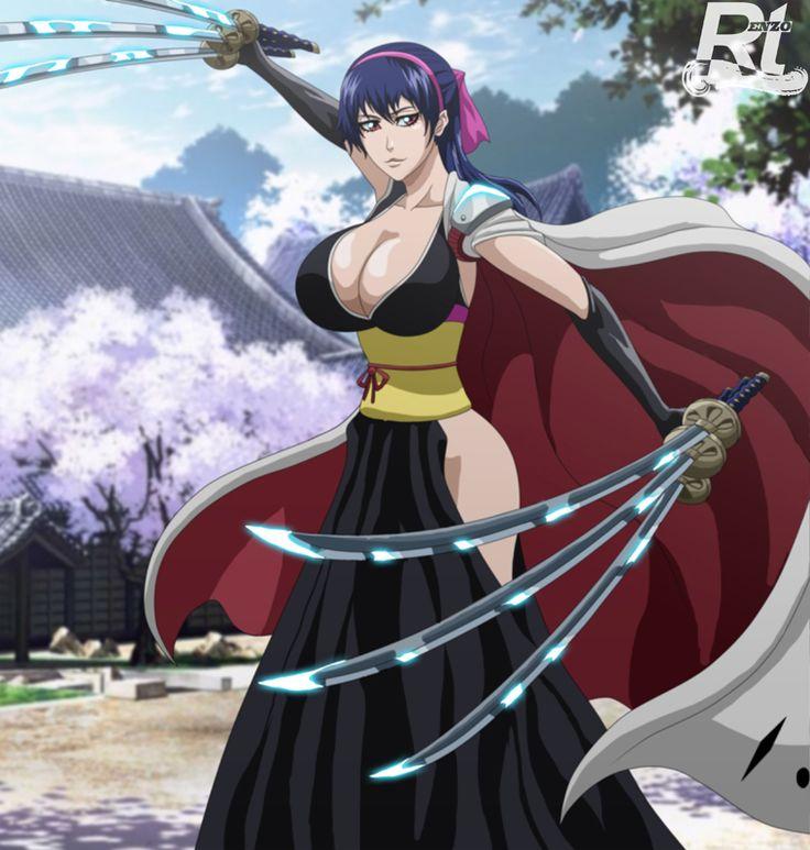 Anime bleach characters girls