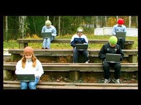 Hauska video siitä mitä on tuleivaisuuden koulu Suomessa.